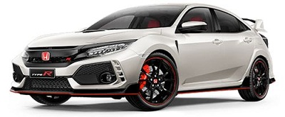 Honda Civic Type R Putih