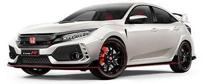 Honda Civic Type R Putih