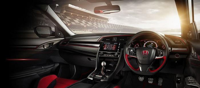 Interior Honda Civic Type R