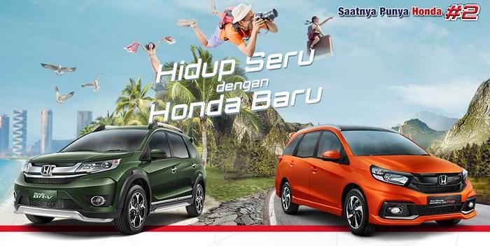Promo Mobil Honda 2018